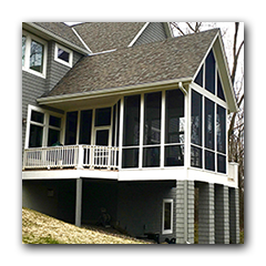 ResThe Screen Guy Porch Screening Services